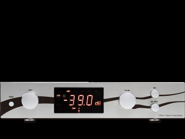 Stereo Preamplifier C3PR