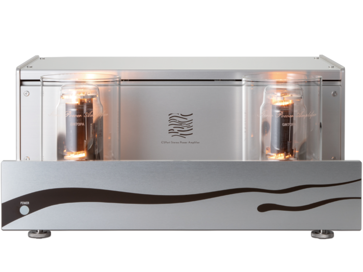 Stereo Power Amplifier GM70PA
